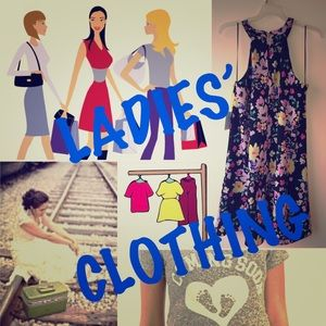 Ladies' Clothing 👗 👚 👖 For Sale 🛍